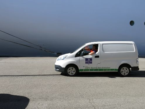 Green Project - Electric Van